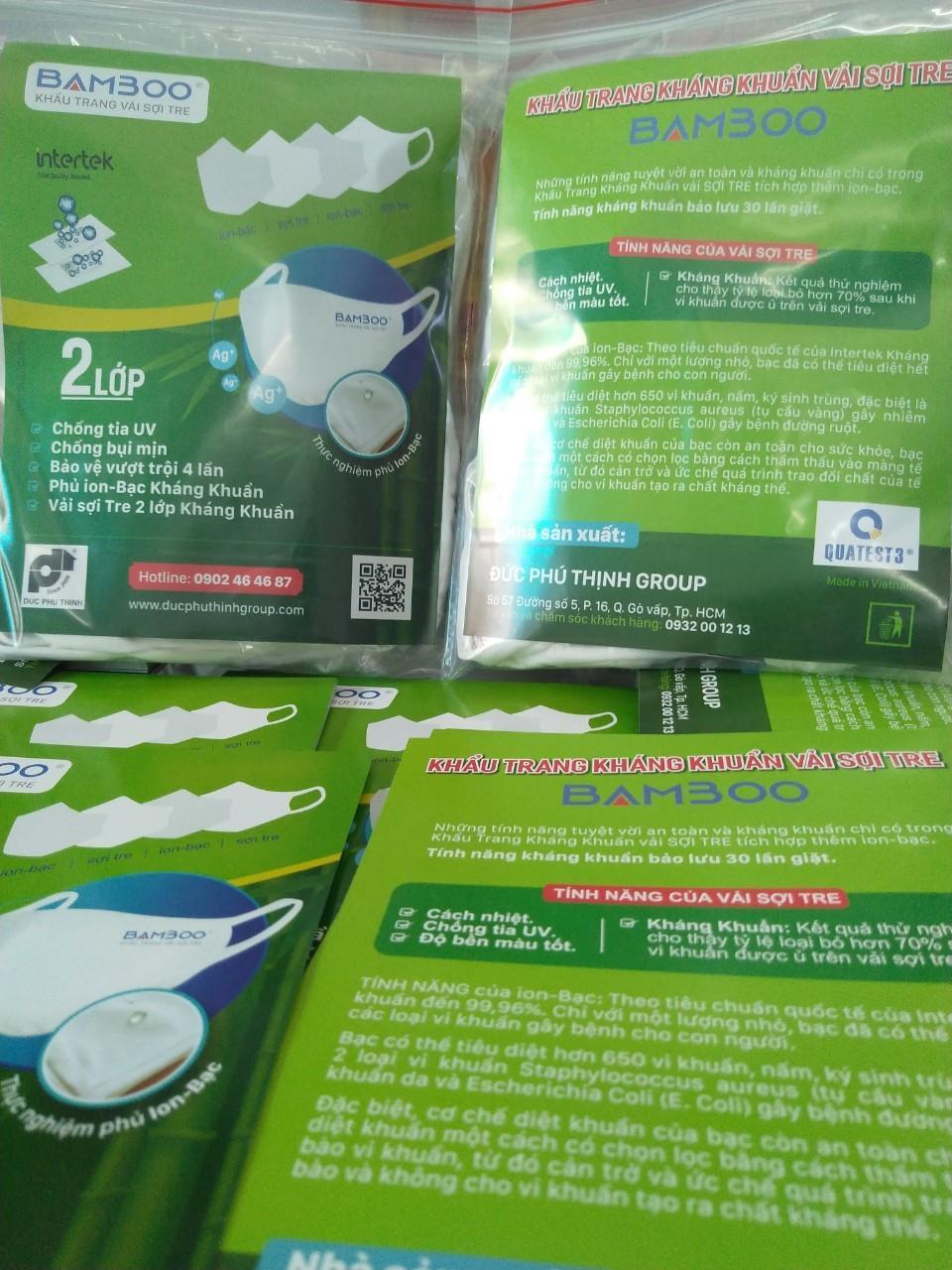 Khẩu trang kháng khuẩn 5