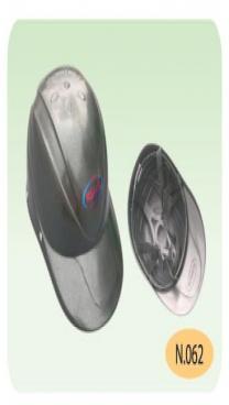 Nón bảo hộ cao cấp N.062