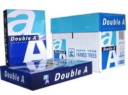 Giấy Double A A4 đl 80